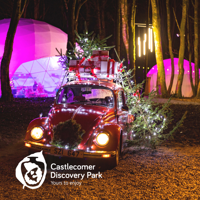 Christmas at Castlecomer Discover Park