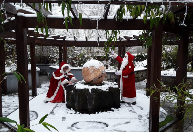Delta Sensory Gardens | Santa's Workshop | Events on in Ireland | Visit Santa