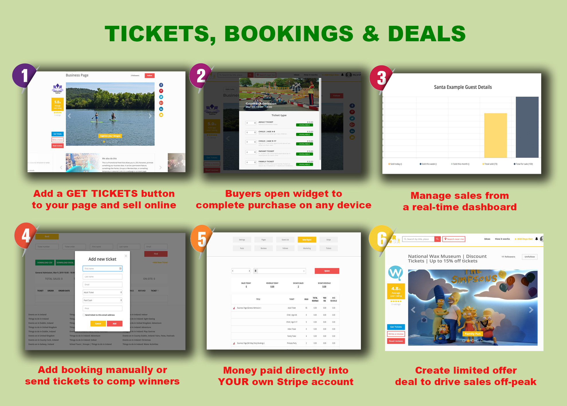 YouDaysOut | Sell tickets online for less | Eventbrite Alternative