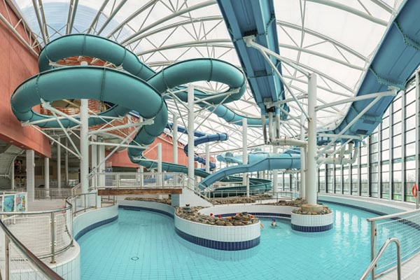 Aquazone at the National Aquatic Centre | Things to do in Dublin | YourDaysOut