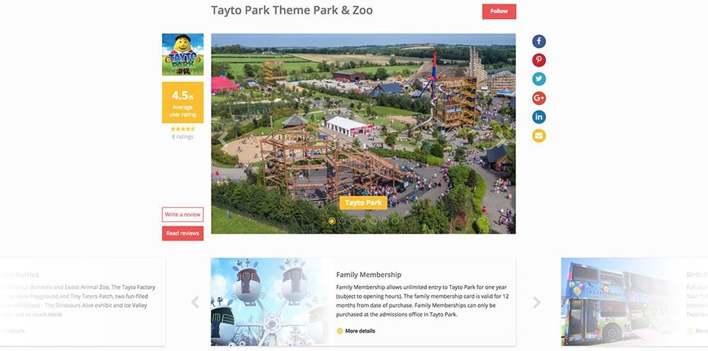 Sample Premium Page | YourDaysOut