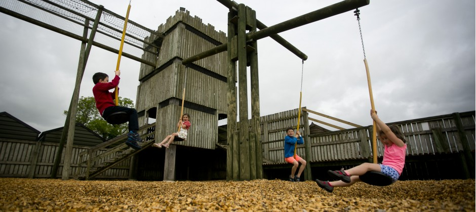 Fort Lucan Adventureland   Things to do in Dublin   YourDaysOut