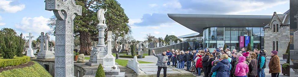 Guided History Tour | Glasnevin Cemetery | Things to do in Dublin | YourDaysOut