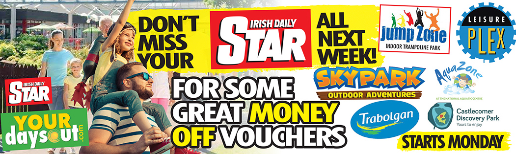 Summer Saving with Irish Daily Star | YourDaysOut
