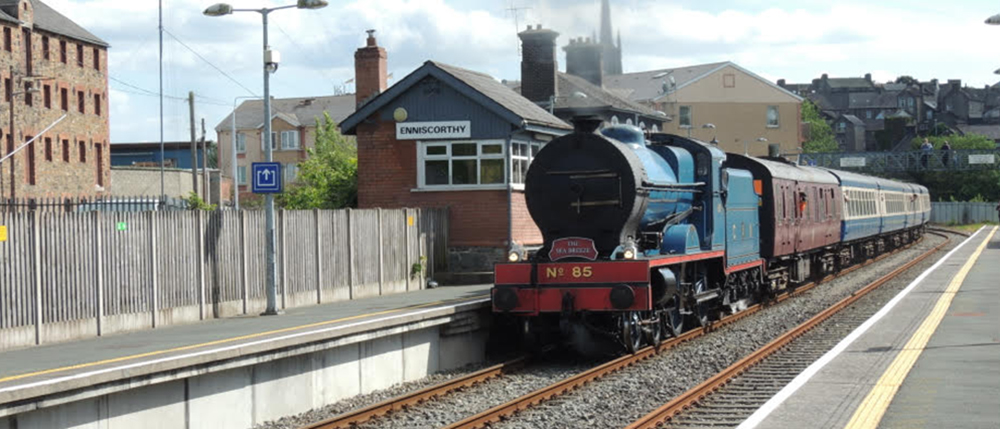 Merlin Steam Train | Things to do in Ireland