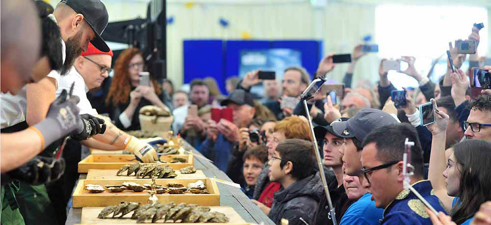 Galway International Oyster & Seafood Festival | Things to do in Galway | YourDaysOut