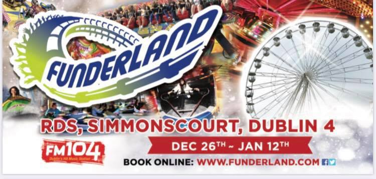 Funderland, Dublin | 2019 | Things to do in Dublin | YourDaysOut