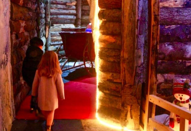 Vist Santa at The Ark Playcentre Puddenhill | YourDaysOut