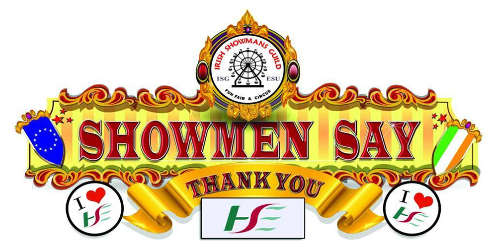 Irish Showman's Guild Logo