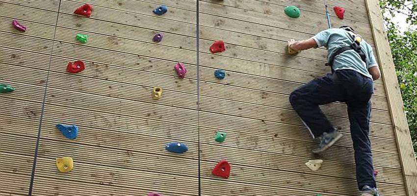 Climbing Wall | Things to do in Kilkenny | YourDaysOut