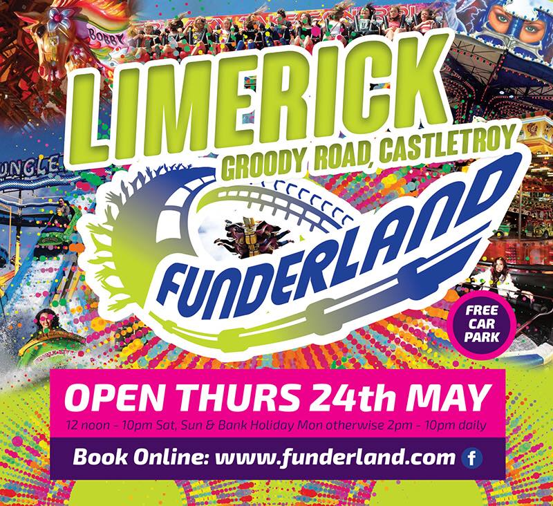 Funderland Limerick | Things to do in Ireland
