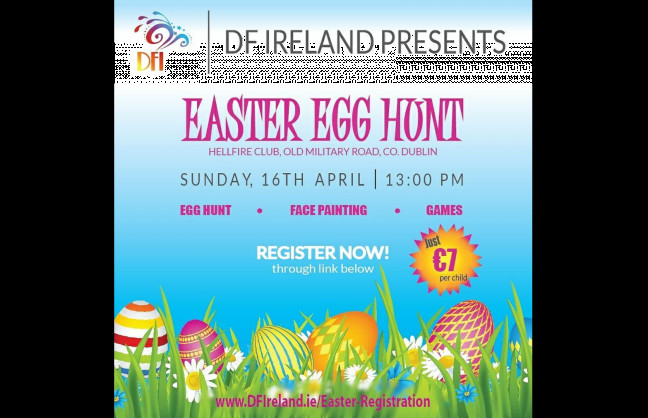 Things to do in County Dublin, Ireland - Easter Egg Hunt Dublin 2017 - YourDaysOut