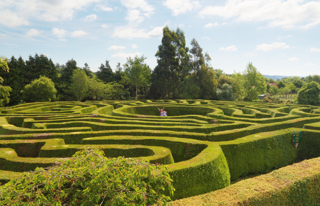 Things to do in County Wicklow, Ireland - Easter Egg Hunt at Greenan Maze - YourDaysOut