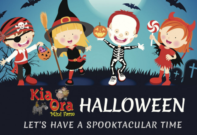 Things to do in County Wexford, Ireland - Kia Ora's Halloween Spooky Farm - YourDaysOut
