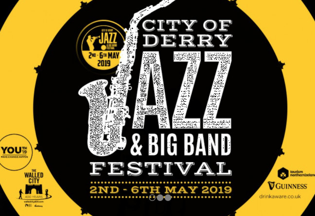 Things to do in Northern Ireland Londonderry, United Kingdom - City of Derry Jazz & Big Band Festival - YourDaysOut