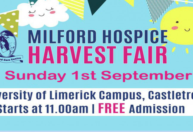 Things to do in County Limerick, Ireland - Milford Hospice Harvest Fair - YourDaysOut