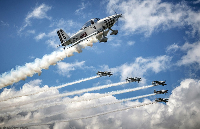 Things to do in County Wicklow, Ireland - Bray Air Display, Wicklow - YourDaysOut