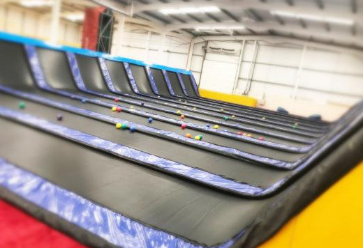 Things to do in County Limerick, Ireland - JumpLanes Limerick - JumpLanes Limerick | 10 Lane Trampoline - YourDaysOut - Photo 1