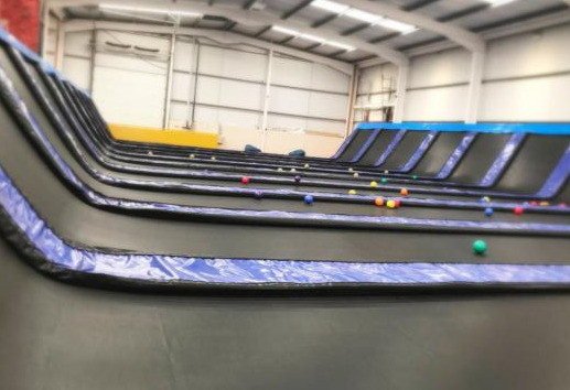 Things to do in County Limerick, Ireland - JumpLanes Limerick - 10 Lane Trampoline - YourDaysOut - Photo 4