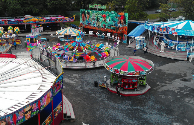 Things to do in County Galway, Ireland - Outdoor Fairground - YourDaysOut