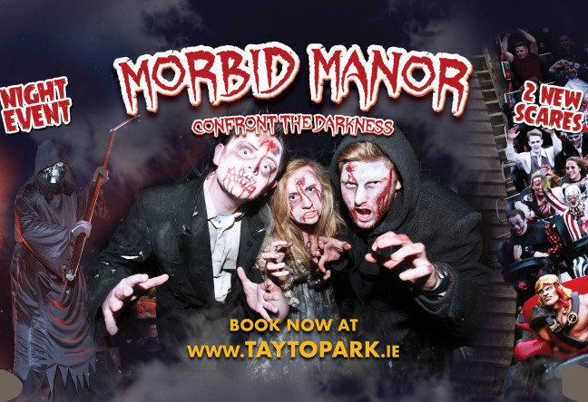 Things to do in County Meath, Ireland - Morbid Manor - YourDaysOut