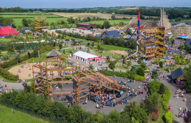 Things to do in County Meath, Ireland - Tayto Park - YourDaysOut