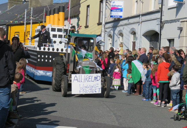 Things to do in County Leitrim, Ireland - St Patrick's Day Parade, Carrick on Shannon - YourDaysOut