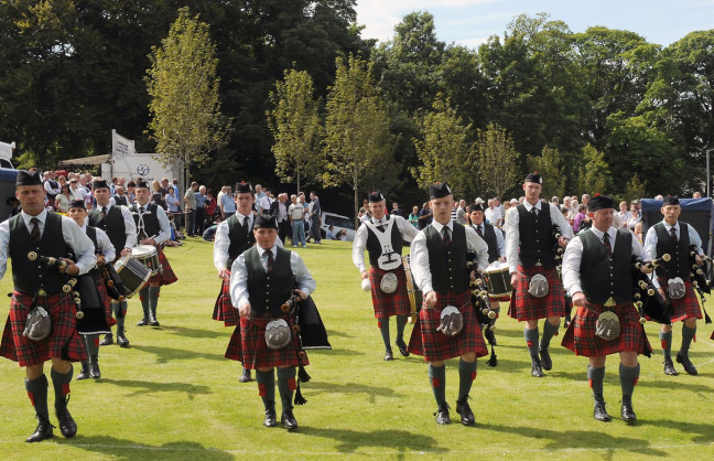 Things to do in Northern Ireland Bangor, United Kingdom - Ards and North Down Pipe Band Championship - YourDaysOut