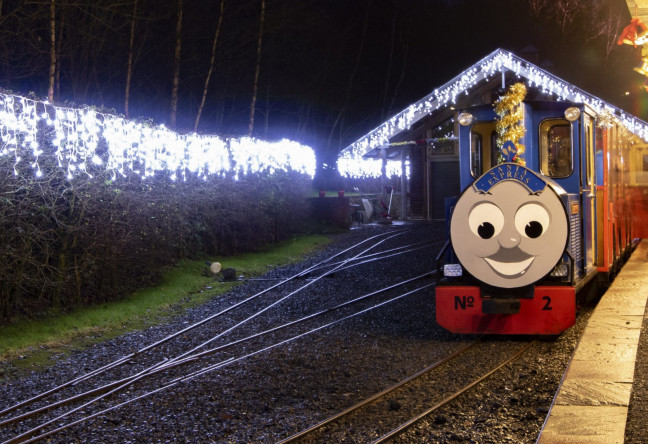 Things to do in County Donegal, Ireland - The Santa Express - YourDaysOut