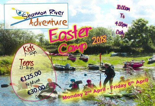 Things to do in County Roscommon, Ireland - Easter Camp - YourDaysOut