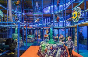 Things to do in County Louth, Ireland - Funtasia Waterpark - Atlantis Cove Indoor Play Area - YourDaysOut - Photo 5