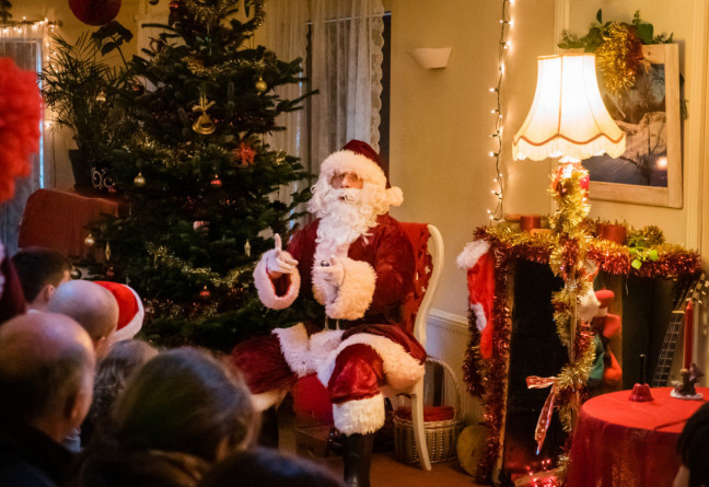 Things to do in County Galway, Ireland - Santa's Christmas Magic - YourDaysOut