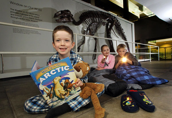 Things to do in Northern Ireland Belfast, United Kingdom - Night at the Museum - YourDaysOut