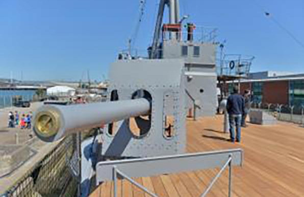 Things to do in Northern Ireland Belfast, United Kingdom - HMS Caroline - YourDaysOut