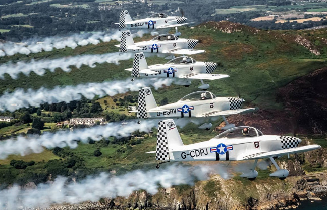 Things to do in County Mayo, Ireland - Westport Air Show - YourDaysOut