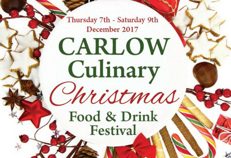 Things to do in County Carlow, Ireland - Carlow Culinary Christmas Food and Drink Festival - YourDaysOut