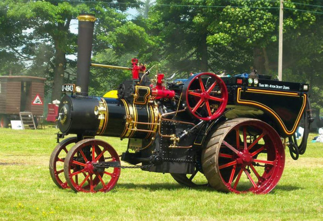 Things to do in County Laois, Ireland - Stradbally Steam Rally - YourDaysOut