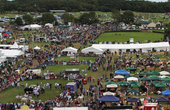 Things to do in County Offaly, Ireland - The Tullamore Show - YourDaysOut