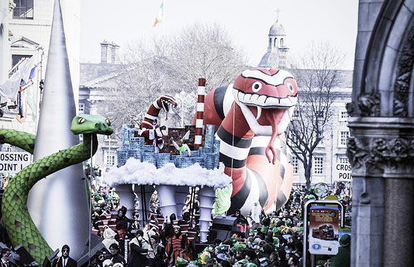 Things to do in County Dublin, Ireland - St. Patrick's Day Parade, Dublin - YourDaysOut