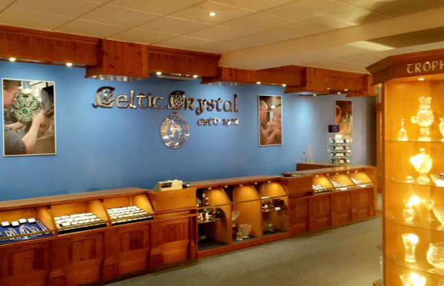 Things to do in County Galway, Ireland - Celtic Crystal Visitor Centre - YourDaysOut