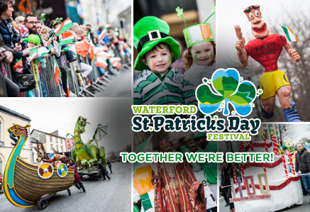 Things to do in County Waterford, Ireland - St Patrick's Day Parade, Waterford - YourDaysOut