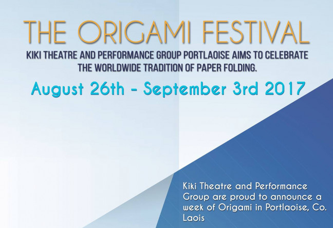 Things to do in County Laois, Ireland - The Origami Festival - YourDaysOut