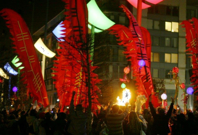 Things to do in County Dublin, Ireland - Free Winter Solstice Festival - YourDaysOut