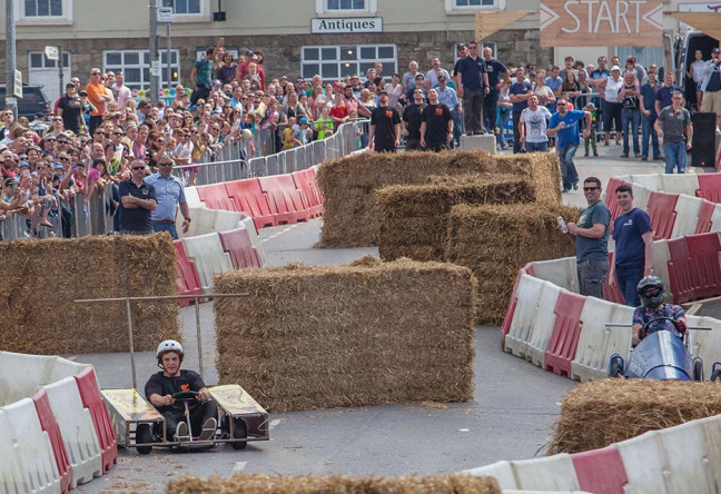 Things to do in County Donegal, Ireland - Bundoran Lifeboat Soapbox Race - YourDaysOut