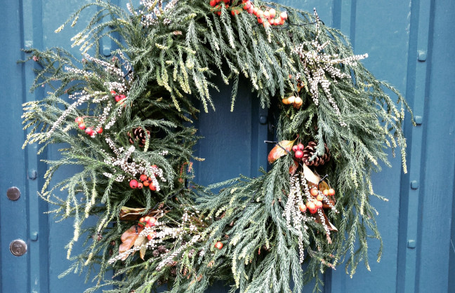 Things to do in County Waterford, Ireland - Wreath Making workshop at Lismore Castle Gardens - YourDaysOut