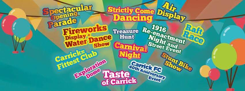 Things to do in County Leitrim, Ireland - Carrick carnival - YourDaysOut