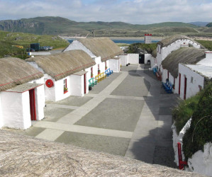 Things to do in County Donegal, Ireland - Doagh Famine Village - YourDaysOut