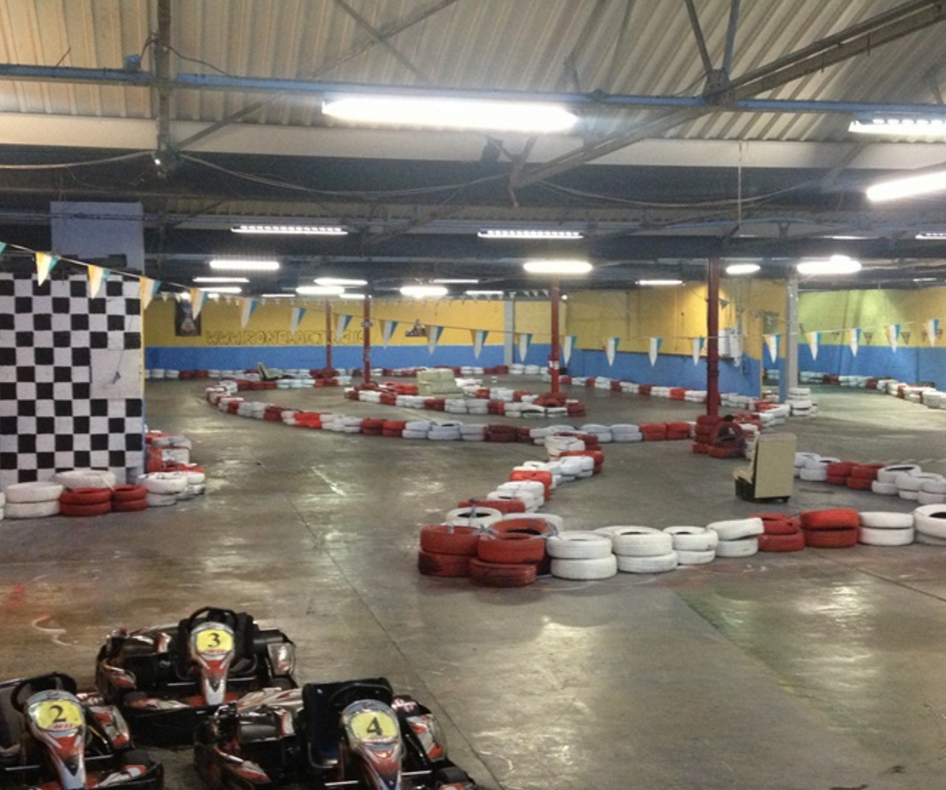 Things to do in County Wexford, Ireland - R-One Karting & Wakeboarding - YourDaysOut