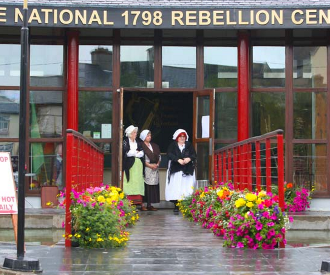 Things to do in County Wexford, Ireland - National 1798 Rebellion Centre - YourDaysOut