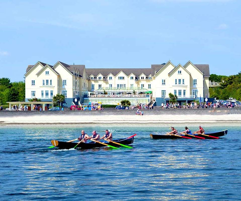 Things to do in County Galway, Ireland - Galway Bay Hotel - YourDaysOut - Photo 1